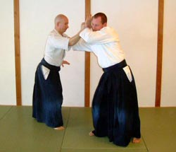 Aikido Basic Training - Kuzushi (Breaking the Balance)