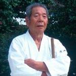 Aikido Lineage - Saito Sensei