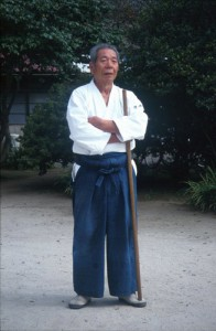 Saito Sensei