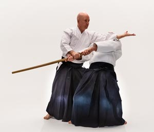 Bukiwaza Seminar – March 16 and 17, 2019 -Ethan Weisgard Sensei - 6th Dan Aikikai - Location: Gentofte Brandstation