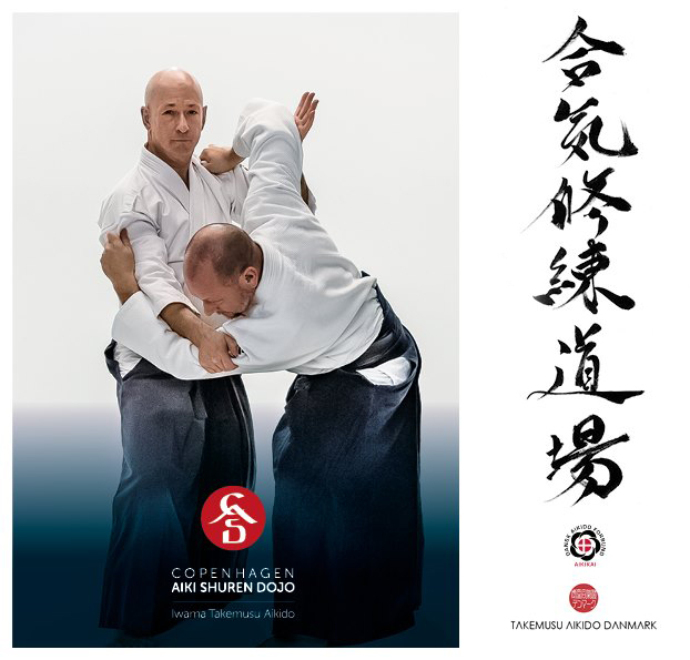 Aikido seminar: Taijutsu seminar, focusing on Kokyu Nage - 16th & 17th November 2019
